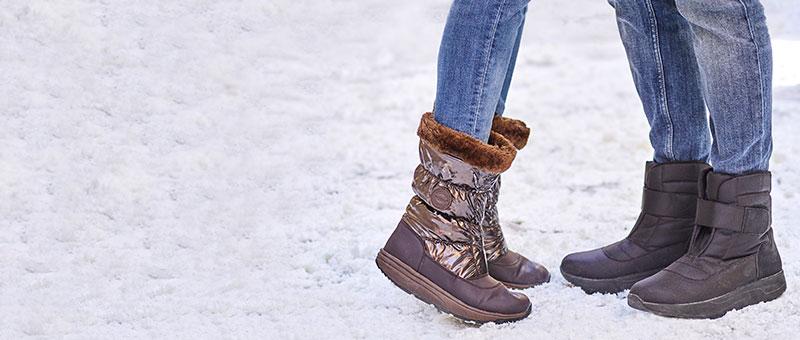 Zimske duboke čizme - elegantne, tople, udobne!