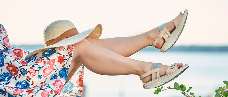 Nove Pure ženske sandale