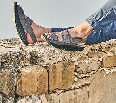 Nove Pure muške sandale